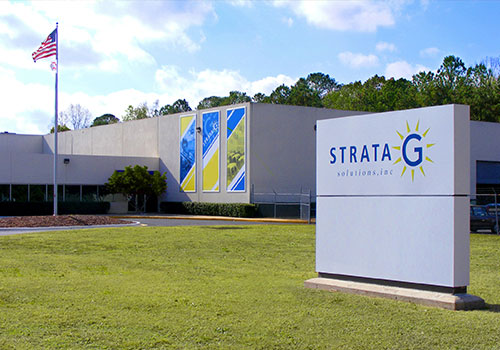 Strata-G Solutions Huntsville Alabama